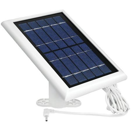 Wasserstein Solar Panel for Ring Spotlight Cam