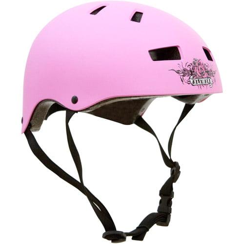 Image of Airwalk Bike and Skateboard Helmet, Pink, Small