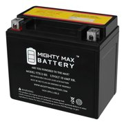 YTX12-BS Power Sports Battery Replaces CYTX12-BS, CTX12-BS
