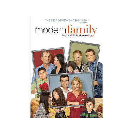 Modern Family: The Complete First Season (DVD) - Four Seasons Family Ring