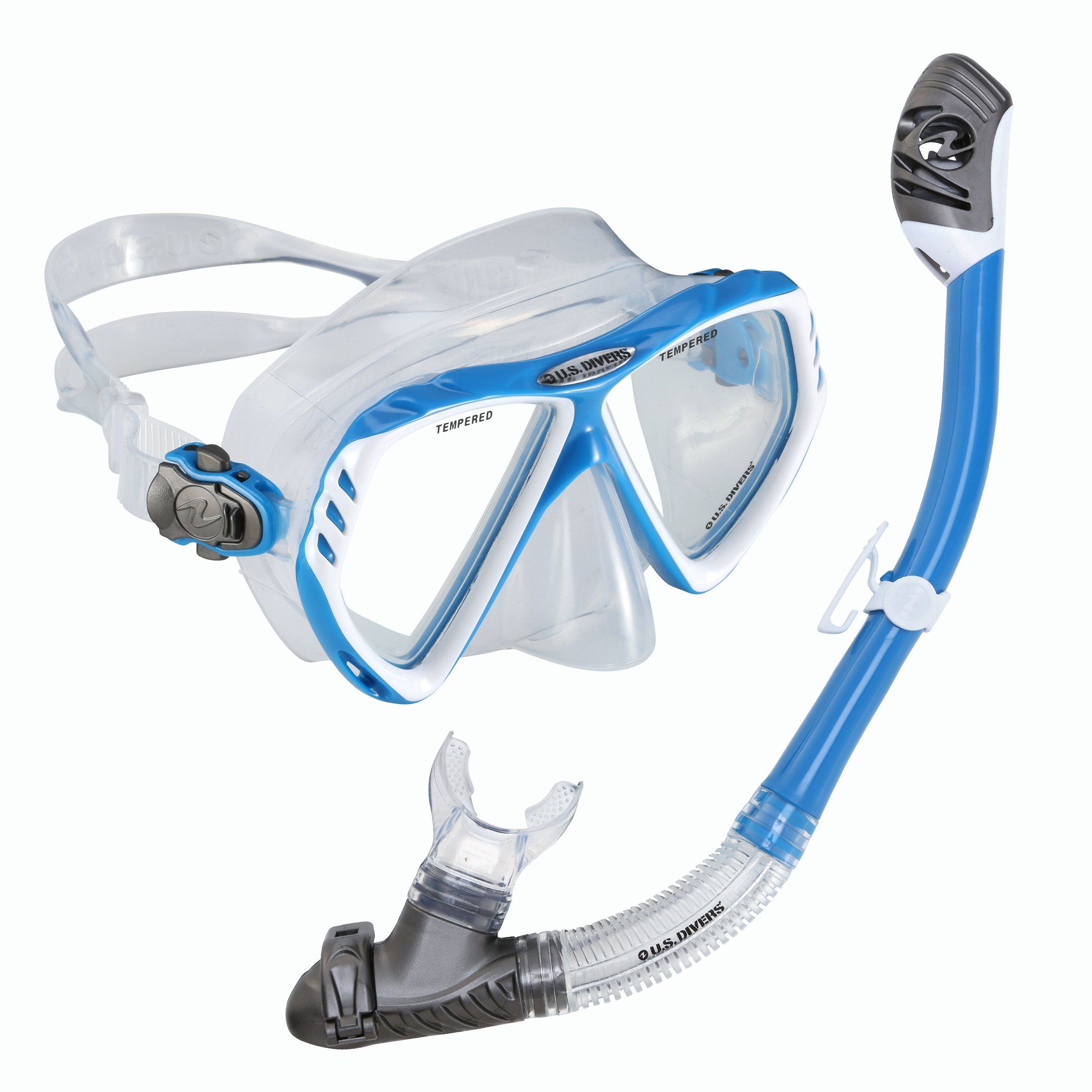 Regal LX Tucson Snorkel Set, Blue