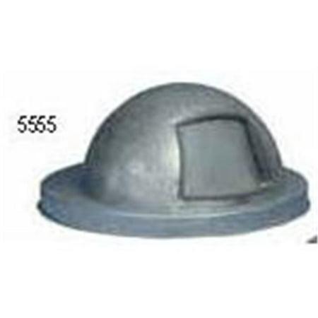 Dome top drum lid- hot dip -