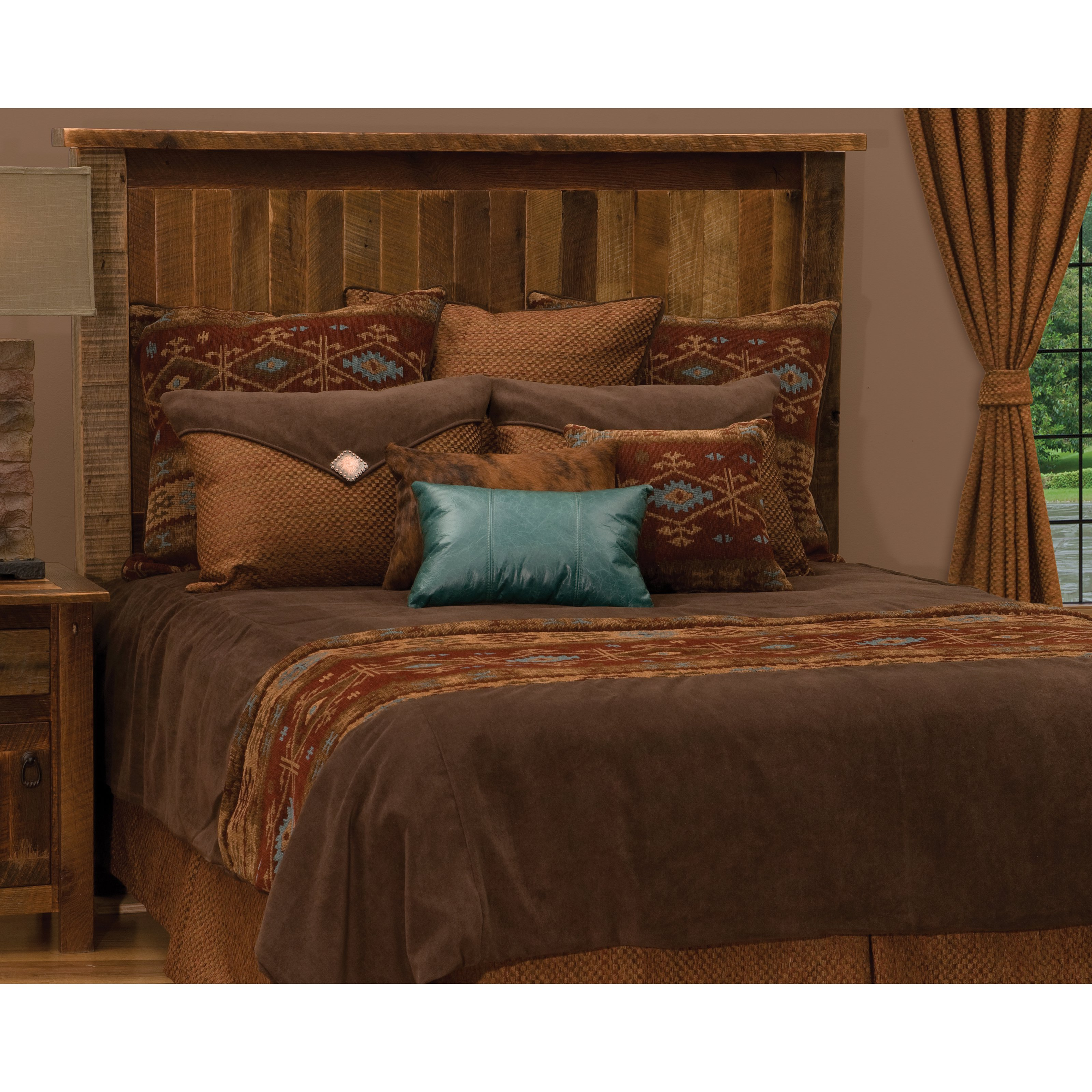 Mountain Sierra Bedding Set by Wooded River