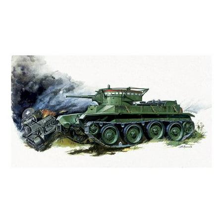 6129 1/100 Soviet Tank BT-5 (Soviet Anti Tank)