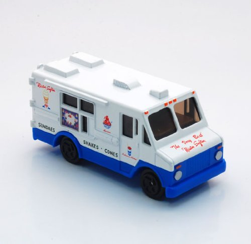 "Mister Softee 3"" Diecast Ice Cream Truck (1/72 Scale), 3 ..."