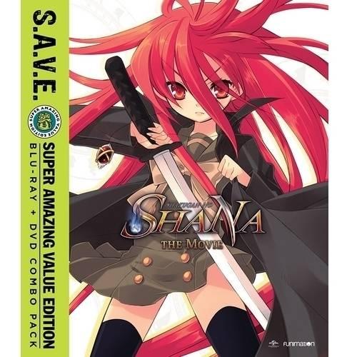 Shakugan No Shana: The Movie (S.A.V.E.) (Blu-ray + DVD) (Widescreen) FMABRFN09088