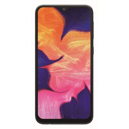 Samsung Galaxy A10 A105M 32GB Duos GSM Unlocked Phone w/ 13MP Camera - (Best At&t Camera Phone)
