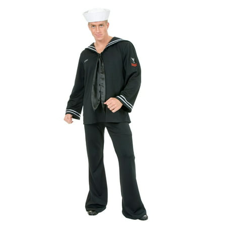 Halloween South Seas Sailor Adult Costume - Sailor Halloween Costumes