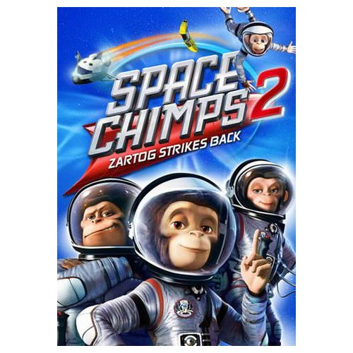 Space Chimps 2: Zartog Strikes Back (2010)