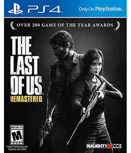 The Last of Us Remastered, Sony, PlayStation 4, 711719051794 by Sony