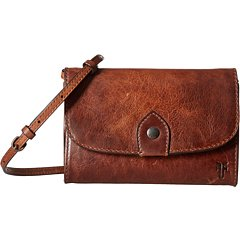 melissa wallet crossbody clutch leather bag Trim Wallet Clutch