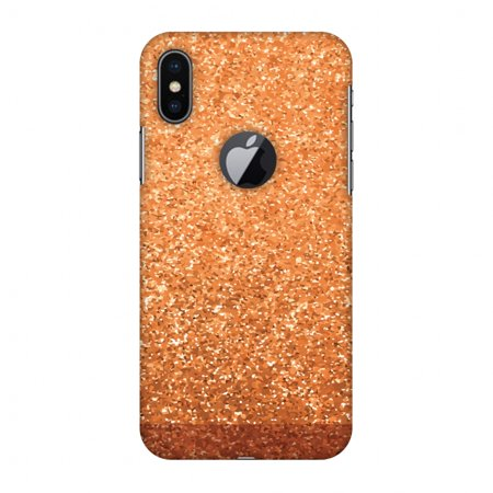 Iphone X Case   All That Glitters 2  Hard Plastic Back Cover  Slim Profile Cute Printed Designer Snap On Case With Screen Cleaning Kit