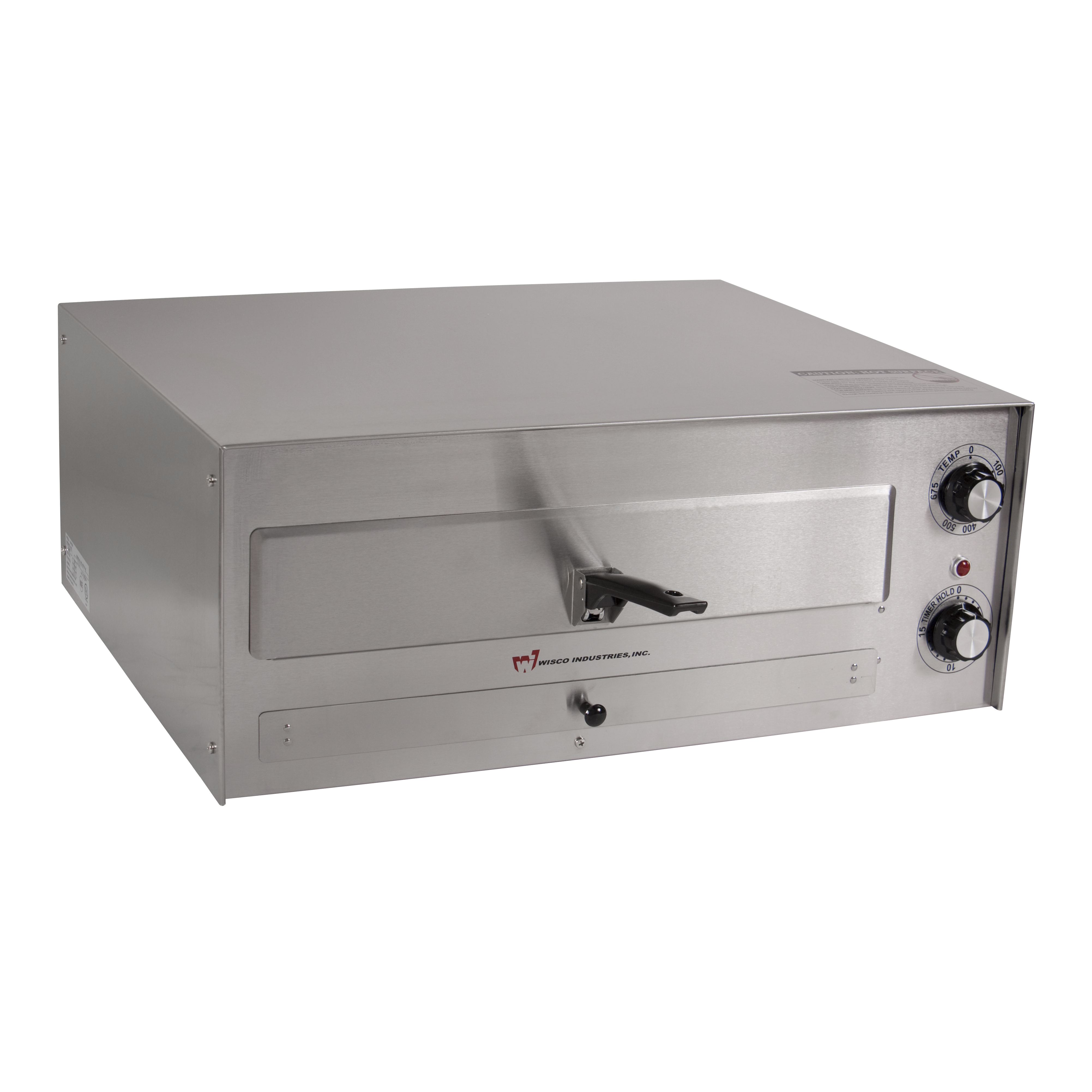 Wisco Industries 560E Countertop Commercial Pizza Oven