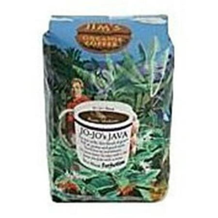 Jim's Organic Coffee, Jo Jo's Java, 5lb