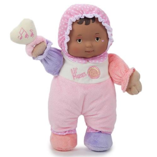 "JC Toys Berenguer 12"" Lil' Hugs Baby Doll, Hispanic"