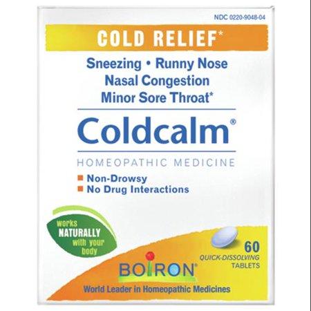 Cold Calm Boiron 60 Tabs