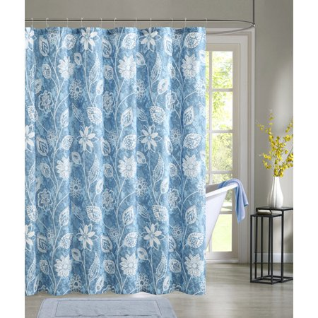 Luxury Home Felice Shower Curtain