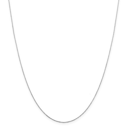 (925 Sterling Silver .6mm Oval Link Box Chain Necklace 16 Inch Pendant Charm For Women Gift Set)
