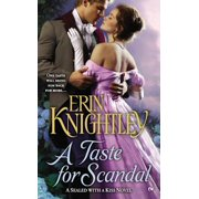 A Taste For Scandal - eBook