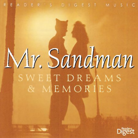 Readers Digest: Mr Sandman (CD) - Halloween Mr Sandman Song