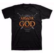 Tee Shirt-Armor Of God-XXX Large-Black