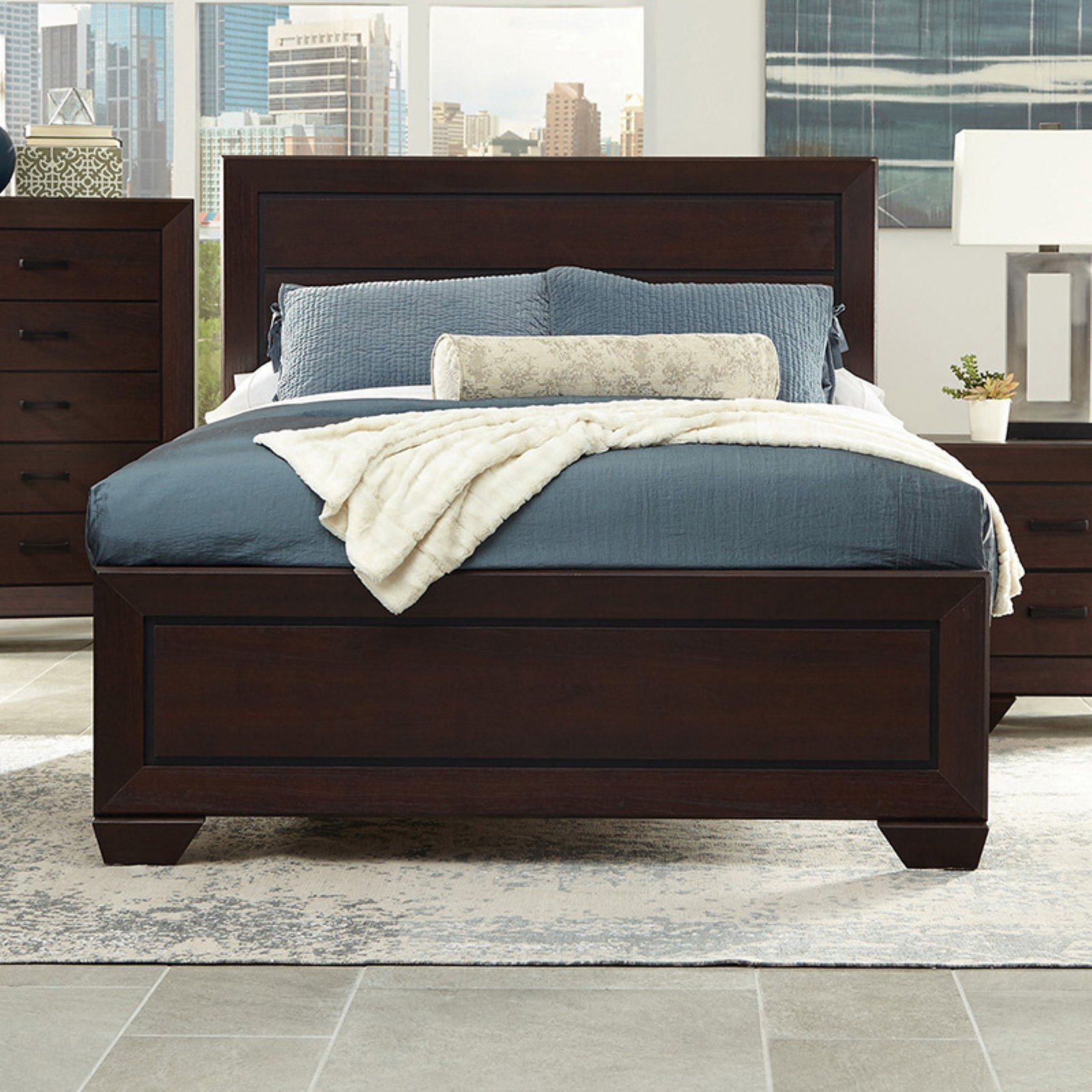 Coaster Furniture Fenbrook Panel Bed