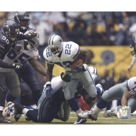 Emmitt Smith All-Time Rushing Yard Leader - #1 Action Sports Photo