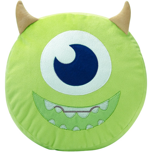 Disney Pixar Monsters University Pillow Chilidren Plush Pillow