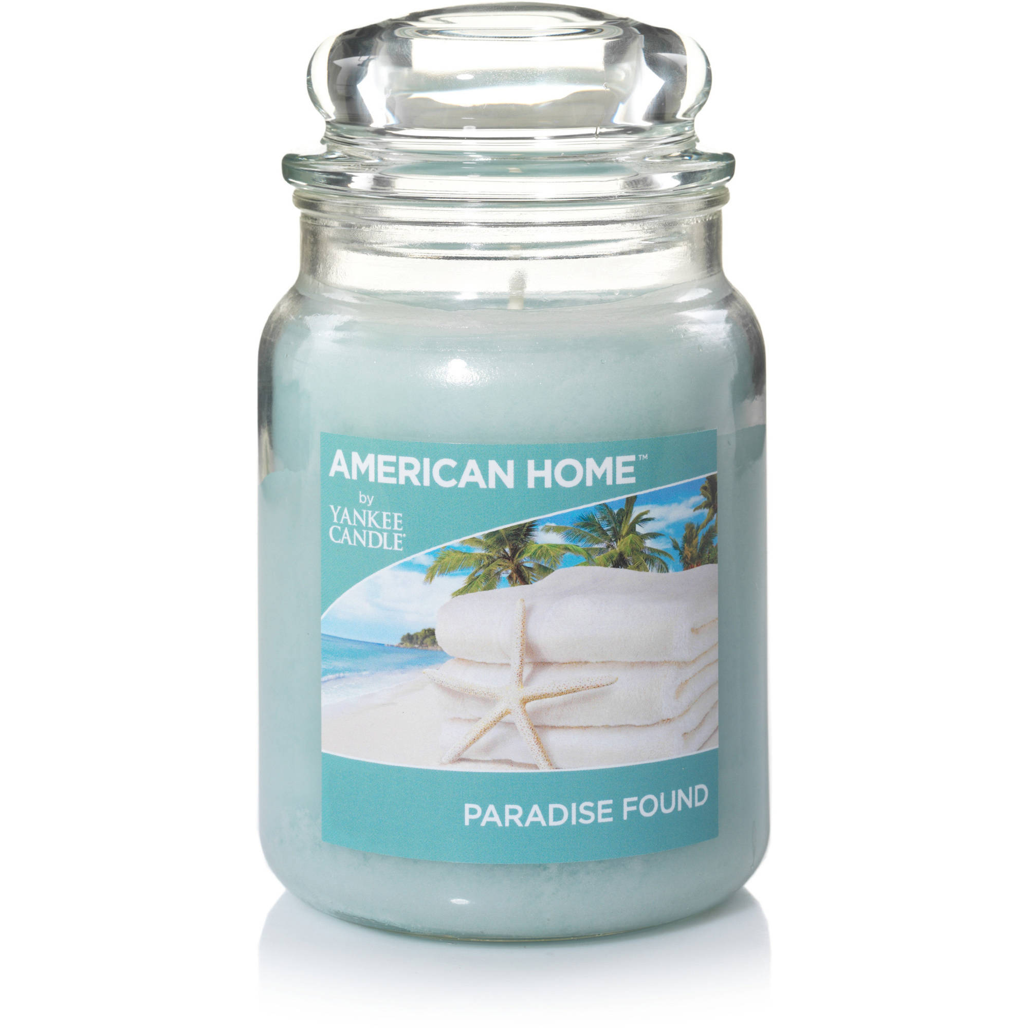 American Home by Yankee Candle Paradise Found 19 oz Large Jar Candle ...