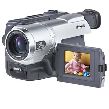 Sony Hi8 8mm CCD-TRV108 Handycam Video Camcorder