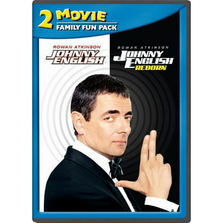 Johnny English 2 Movie Family Fun Pack