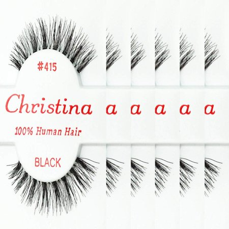 6packs Eyelashes - #415 (), The best guaranteed quality lashes available in the eyelash market. By