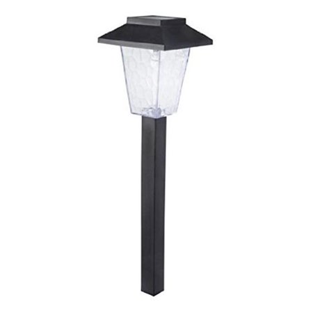 Moonrays 97508 Plastic Saxony Path Light, Black - image 1 of 1