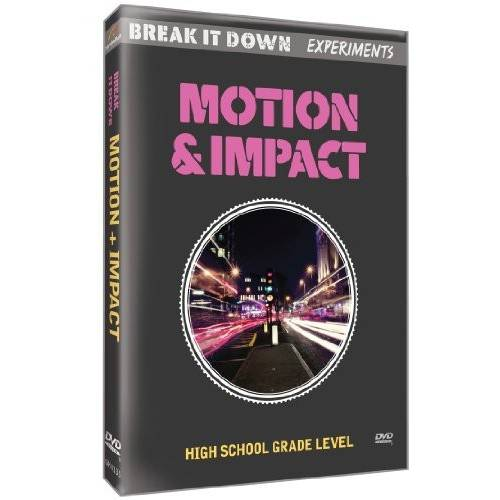 Break It Down Experiments: Motion & Impact