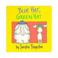 Blue Hat, Green Hat Hardcover