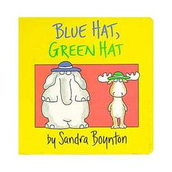 Blue Hat, Green Hat Hardcover
