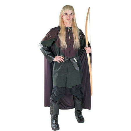 Legolas Adult Halloween Costume, Size: Men's - One Size