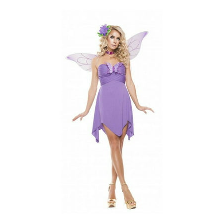 Adult Lilac Fairy Costume - Adult Fairy Costume