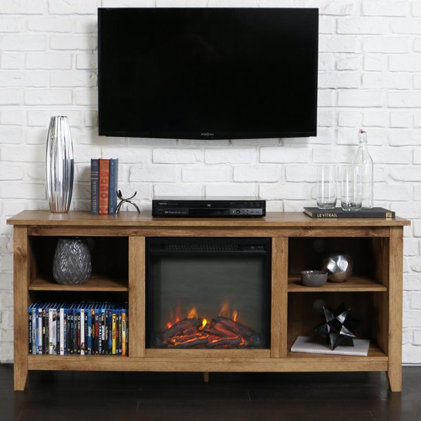 Belham Living Dawson 58 in. Fireplace TV Stand