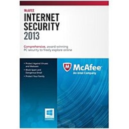 Review McAfee MIS13EMB1RAA Internet Security 2013 – 1 PC (Refurbished) Before Special Offer Ends