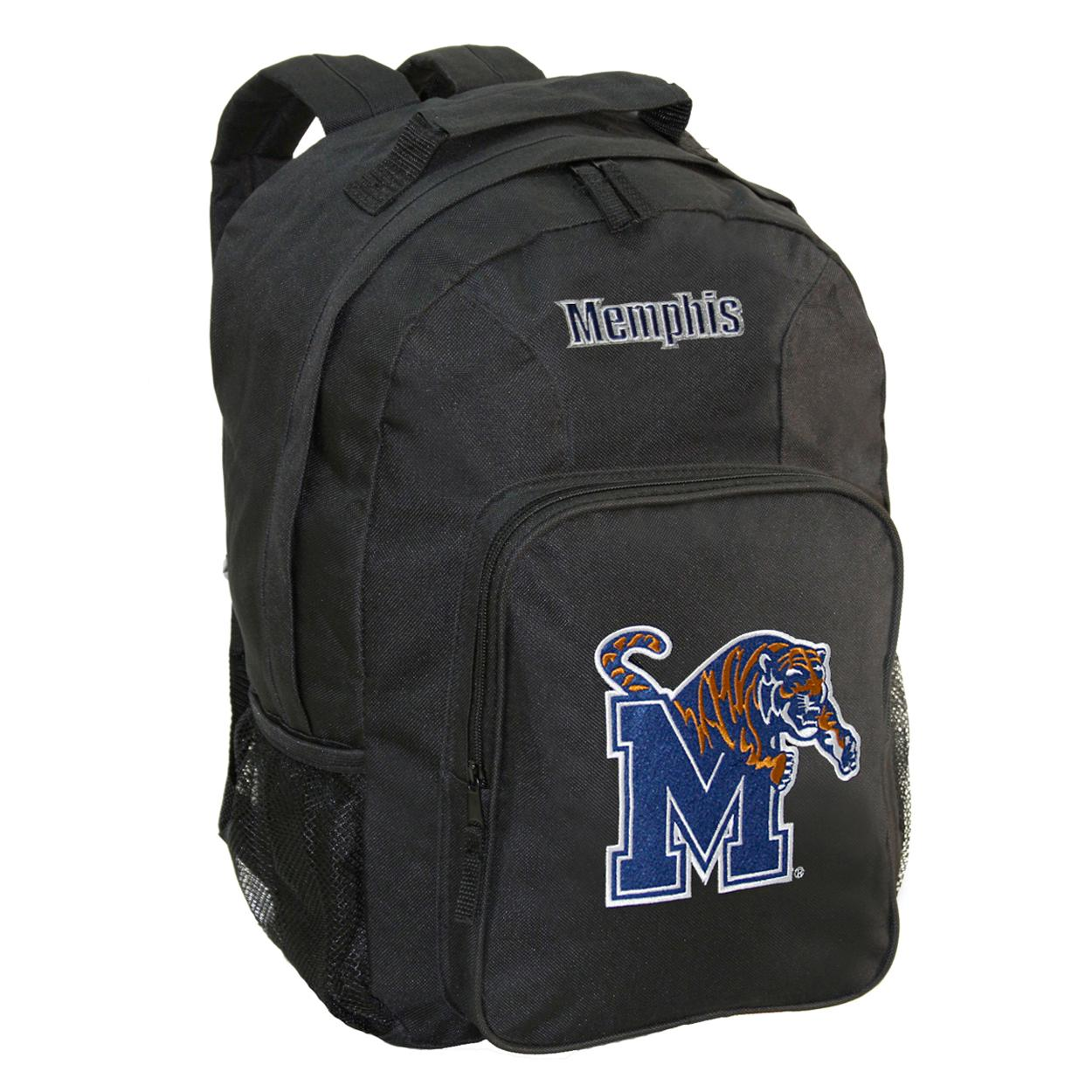 Southpaw Backpack NCAA Black - Memphis Tigers Memphis Tigers C1CMEMSBP