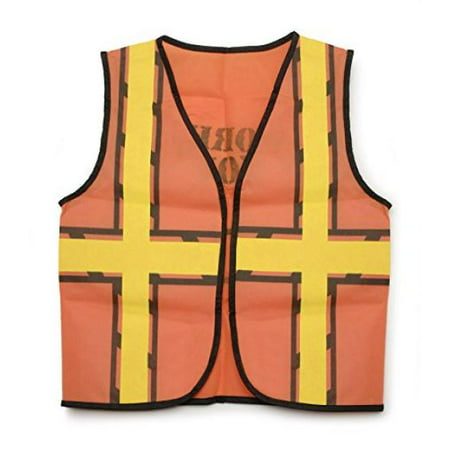 Wearable Nonwoven Construction Vest