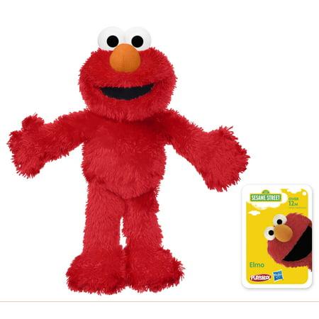 PLAYSKOOL SESAME STREET® Sesame Street Pals - Elmo - Elmo 2 In 1 Walker