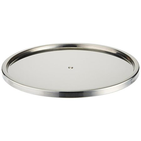 - Stainless Steel Single Lazy Susan Turntable