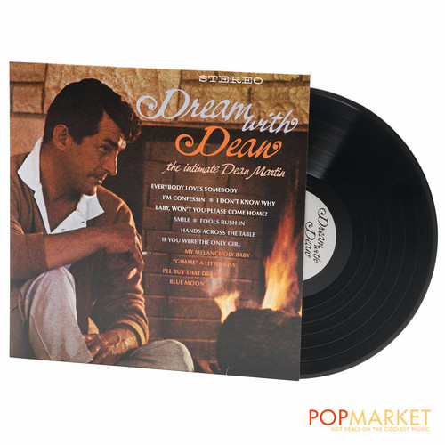 Dean Martin - Dream with Dean [Vinyl]