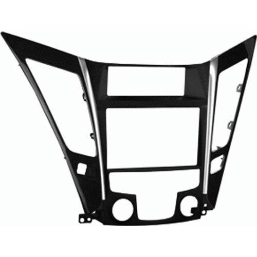 METRA 99-7343 Vehicle Mount for Radio - ABS Plastic - Black, Silver