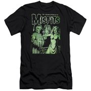 Misfits The Return Mens Premium Slim Fit Shirt