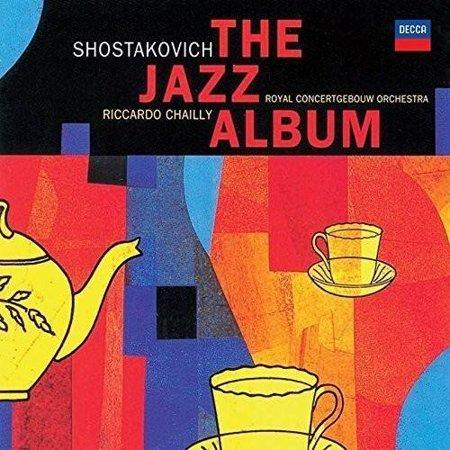 Shostakovich: The Jazz Album (Vinyl)