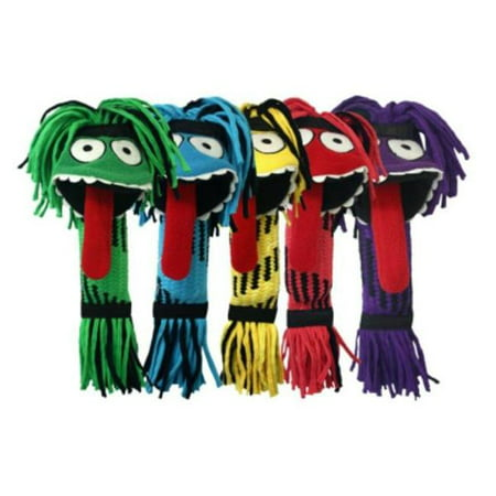 Multipet International 250303 Silly Rope Monster Dog Toy, Assorted Color
