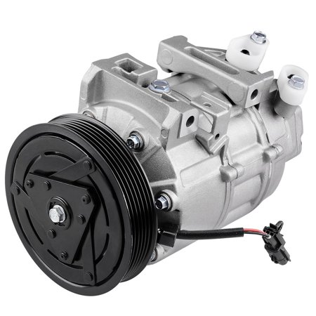 AC Compressor & Clutch for 2007-09 Nissan Sentra, 2007-12 Nissan Altima 2.5L -